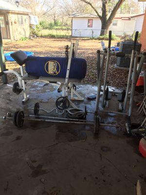 Workout equipment for Sale in Colleyville, TX