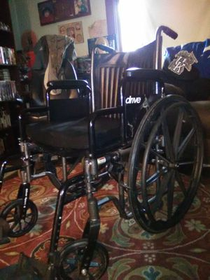 Wheelchair Drive Silver Sport 2 for Sale in US