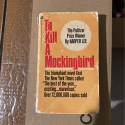 To Kill a Mockingbird for Sale in Frisco,  TX