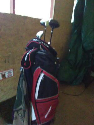 Golf clubs bag for Sale in Powder Springs, GA
