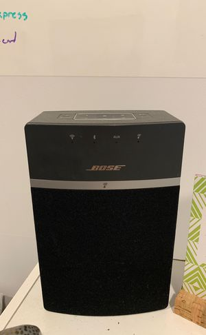 BOSE Soundtouch Speaker for Sale in New York, NY