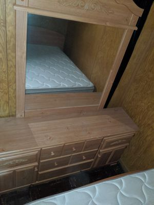 Full size bedroom set for Sale in Waynesburg, PA