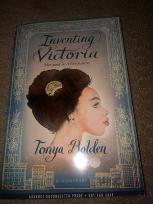 Inventing Victoria by tonya bolden for Sale in Houston, TX
