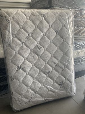 Brand new Queen size mattress with boxspring included for Sale in MESA, AZ