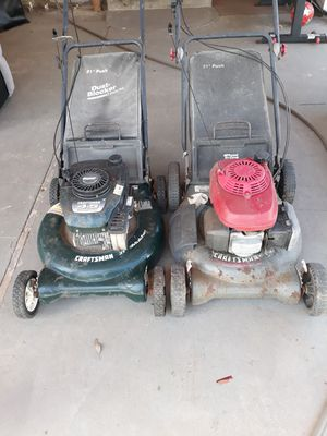 Lawn mowers for Sale in San Diego, CA