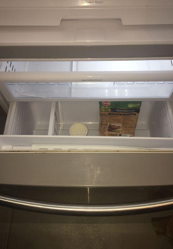 Refrigerator Samsung RF268 series