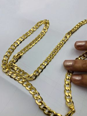 Gold 14K Cuban chain for Sale in Los Angeles, CA