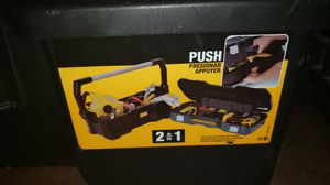 Dewalt tool box for Sale in Costa Mesa, CA