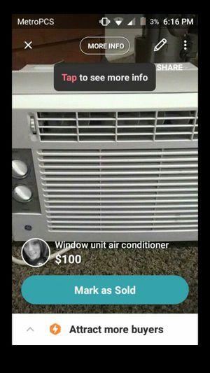 Window unit ac for Sale in Oklahoma City, OK