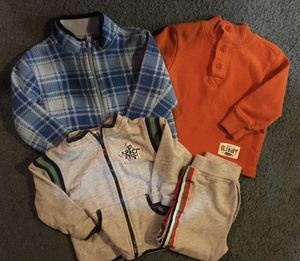 18 month boy sweaters and pants for Sale in Salem, SD
