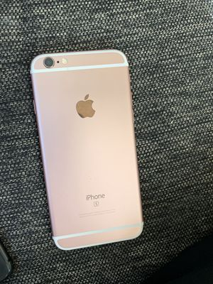 iPhone 6s unlocked with any company for Sale in Granite City, IL