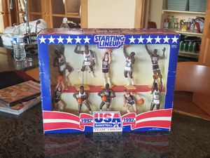 Starting Lineup NBA dream team figures for Sale in Tacoma, WA