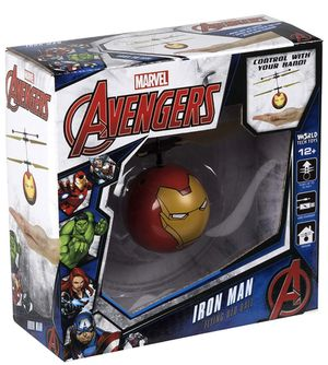 Marvel Avengers Iron Man IR UFO Ball Helicopter for Sale in Southwest Ranches, FL