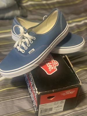 Size 9 vans for Sale in Lawrence, MA
