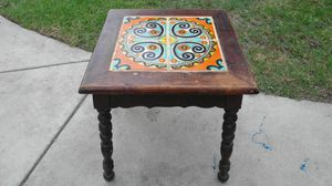 1920S 1930S SPANISH REVIVAL CALIFORNIA POTTERY TILE TABLE TUDOR D&M MONTEREY SAN JUAN CAPISTRANO SANTA BARBARA CA PASADENA WALLACE NEFF for Sale in Montclair, CA