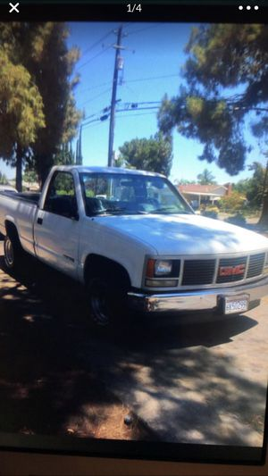 Chevy truck 1991 for Sale in Fresno, CA