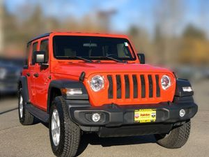 2018 Jeep Wrangler for Sale in Kirkland, WA