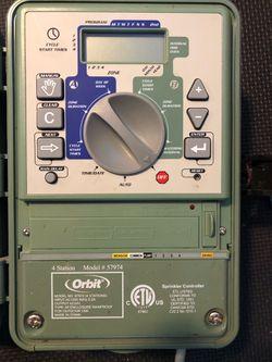 Orbit 4-Station Sprinkler Controller for Sale in Portland,  OR
