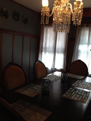 Dining set 6 chairs for Sale in Boston, MA
