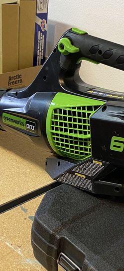 Greenworks Pro Leaf Blower for Sale in Sloan,  NV