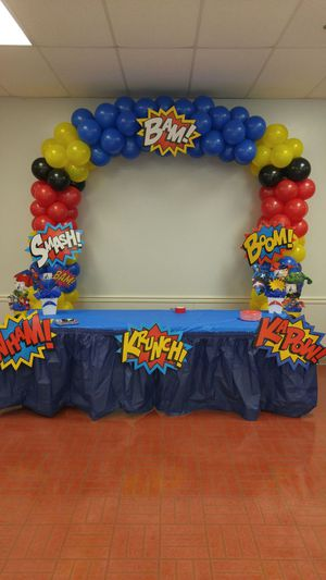 Balloon arch for Sale in York, PA