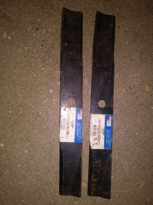 Lawn mower blades for Sale in Sikeston, MO