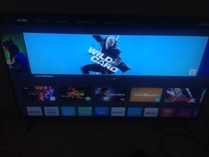 "Vizio 50"" inch 4K smart TV for Sale in Anaheim, CA"