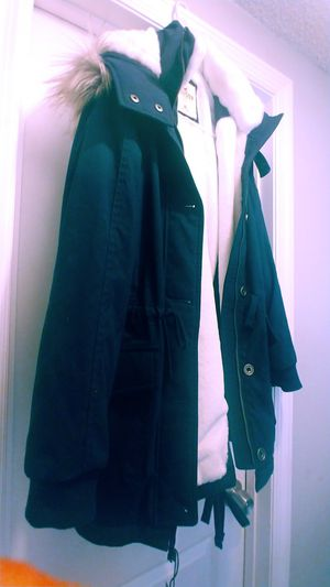 Hollister Stretch Cozy Parka for Sale in Port Richey, FL