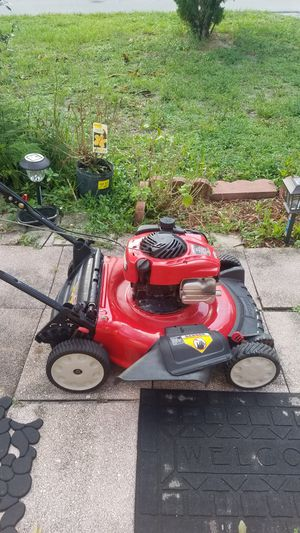 Lawn mover runs great $100 firm. No less for Sale in Hollywood, FL