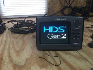 Lowrance HDS 7 Gen 2 for Sale in Auburndale, FL