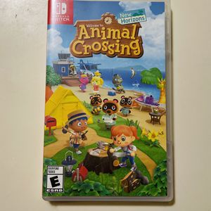 Animal Crossing: New Horizons (Nintendo Switch) for Sale in Queens, NY