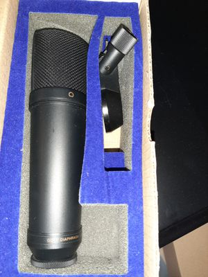 "MXL 2001-P, 1"" Large Diaphragm, Condenser Microphone for Sale in Redlands, CA"
