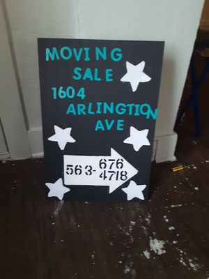 Last day for Sale in Davenport, IA