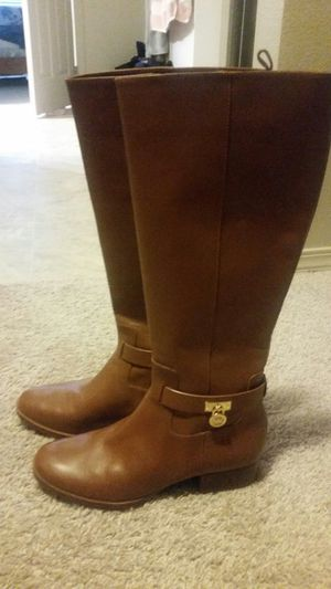 New size 9 Michael Kors Boots for Sale in Meridian, ID