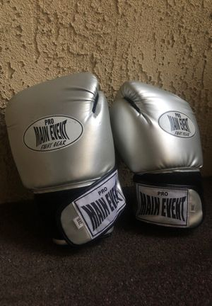 Pro Main Event Fight Gear Boxing Gloves for Sale in Santa Ana, CA