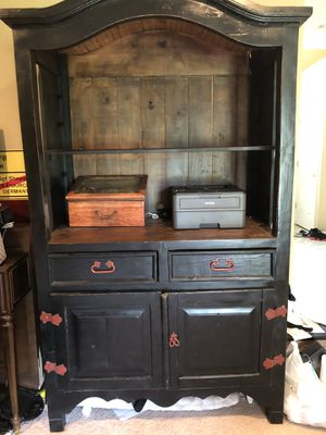 Antique cabinet for Sale in Odenton, MD