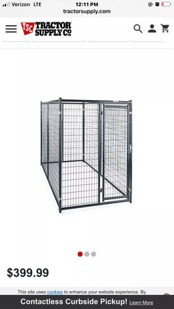 Dog kennel for Sale in Silver Springs,  FL