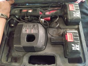 Craftsman 14.4v Angle Drill Set for Sale in Bell Gardens, CA