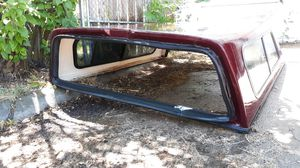 6 foot camper shell for Sale in Nampa, ID