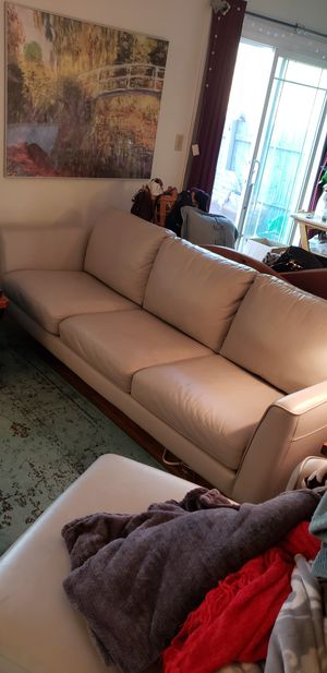 Couch chair ottomon for Sale in Canonsburg, PA