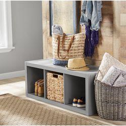 Brand New Contemporary Cube Organizer Console Bookshelf Bookcase Display Shelf for Sale in Dunwoody, GA