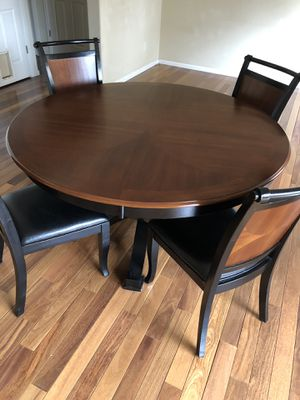 Dining table with chairs for Sale in Longmont, CO
