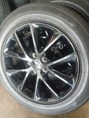"20"" Oem Durango RT Rims/ Tires for Sale in Orange, CA"