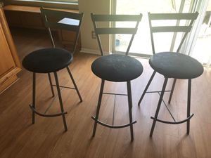 Kitchen island bar stools for Sale in Lake Worth, FL