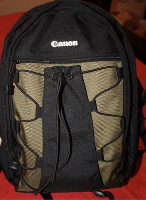 Canon Deluxe Photo Backpack 200EG for Sale in Vacaville, CA