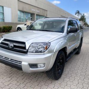 2003 Toyota 4Runner for Sale in Miami, FL