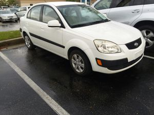 2008 Kia Rio 5speed MANUAL STICK SHIFT TRANSMISSION very reliable for Sale in Bowie, MD
