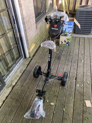 Axglo Trilite Push Cart Black for Sale in Columbia, MD