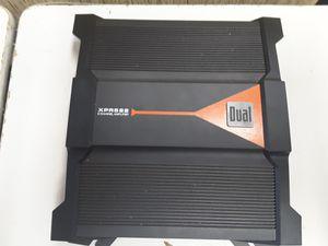 Dual 600 Watt 2 Channel Amp for Sale in Lakeland, FL