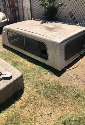 Free camper shell for Sale in San Bernardino, CA